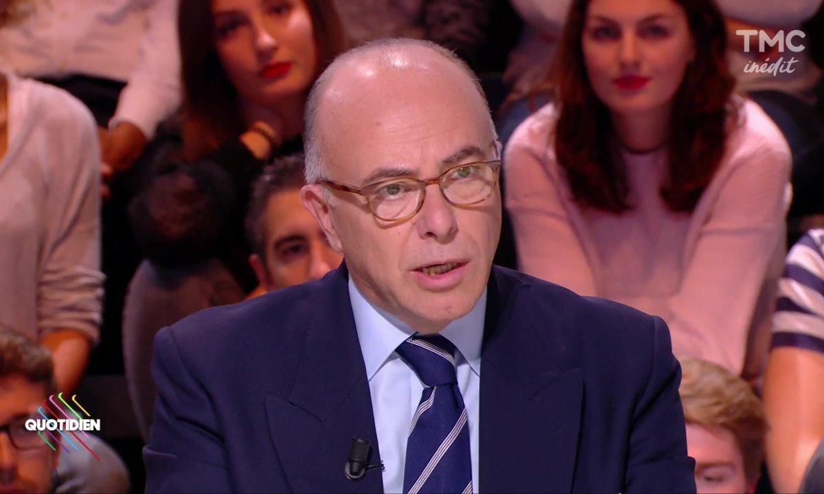 """Bernard Cazeneuve : """"J'ai été témoin de propos qui étaient des insultes aux femmes"""""""