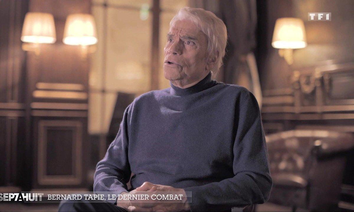 Bernard Tapie, le dernier combat