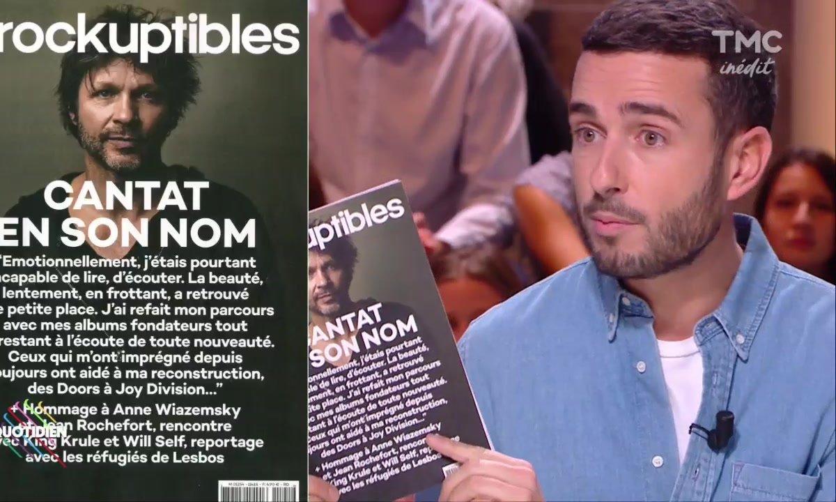 Bertrand Cantat en Une des Inrocks : l'interview qui ne passe pas