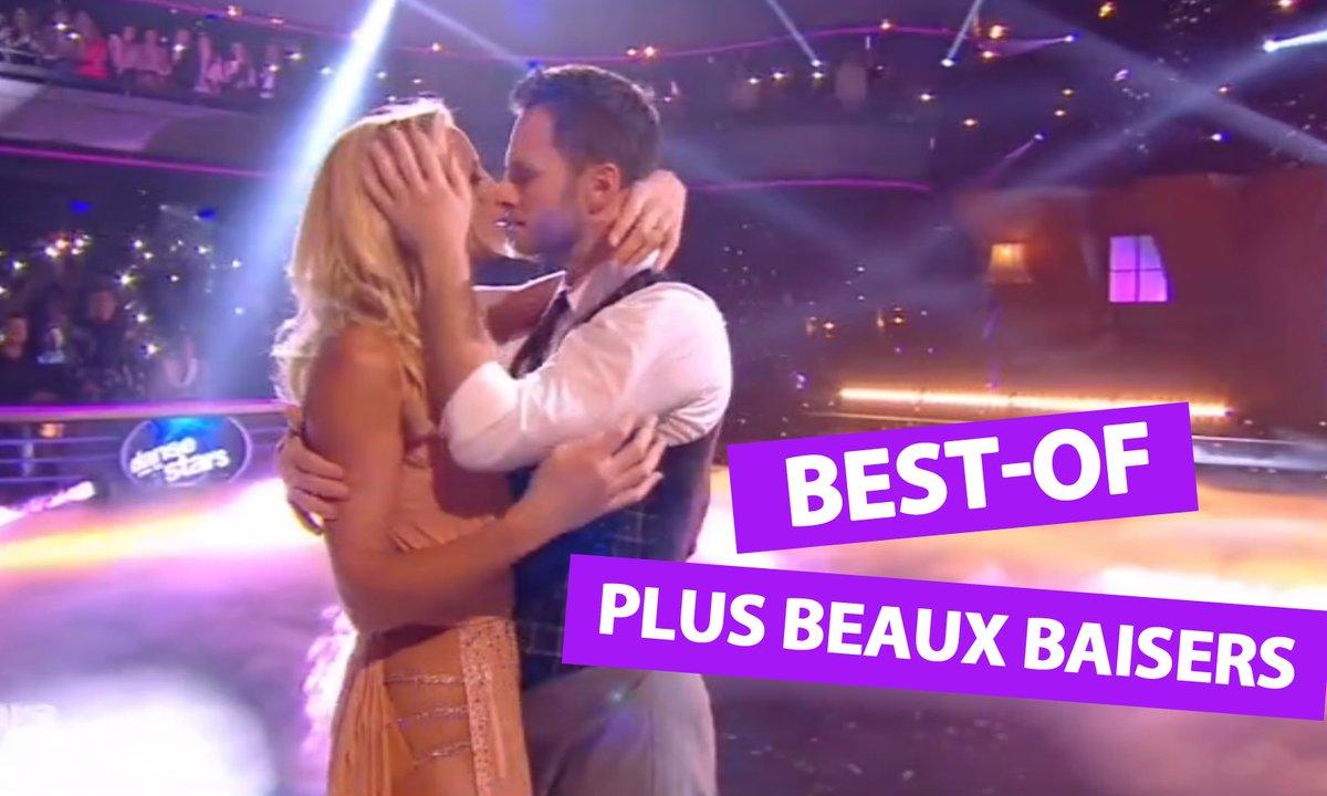 Best-of : les plus beaux baisers Danse avec les Stars