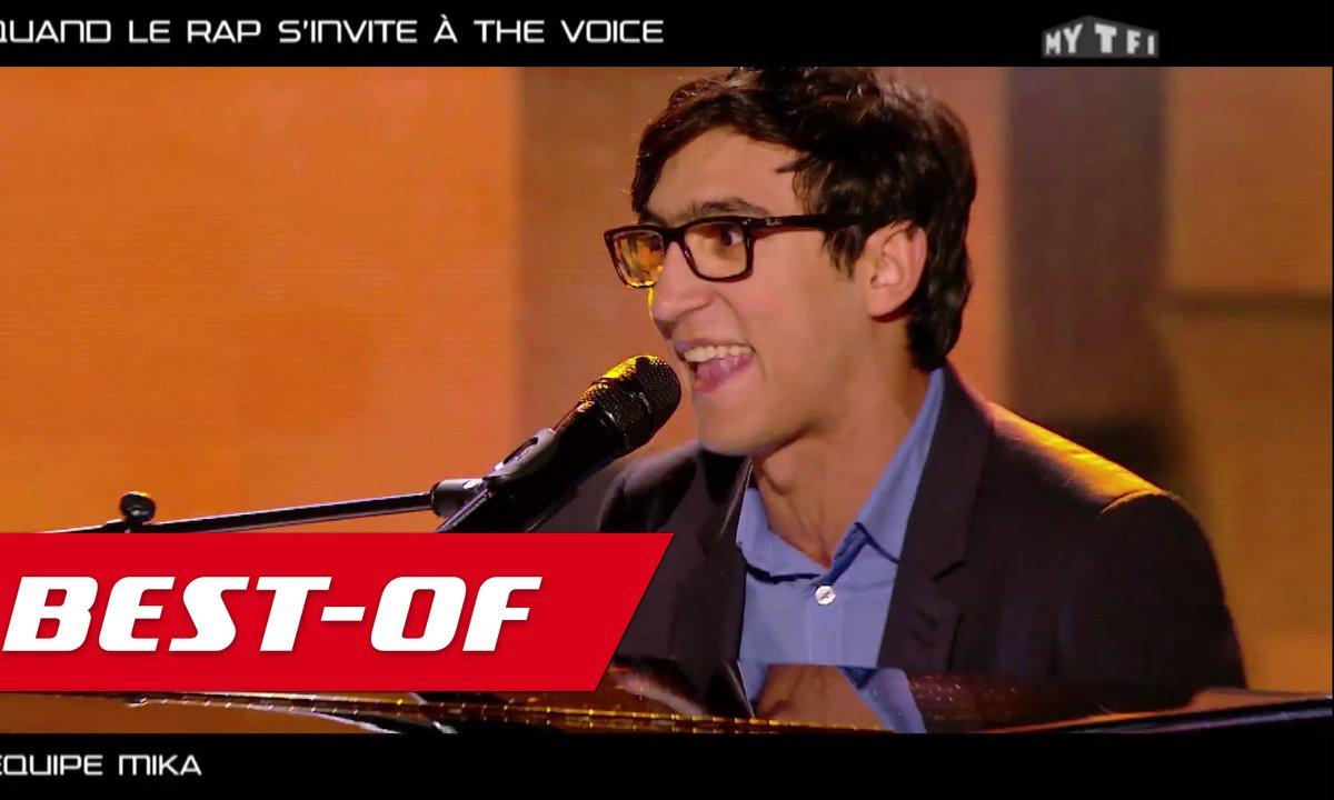 The Voice 6 - Le Rap sur un plateau