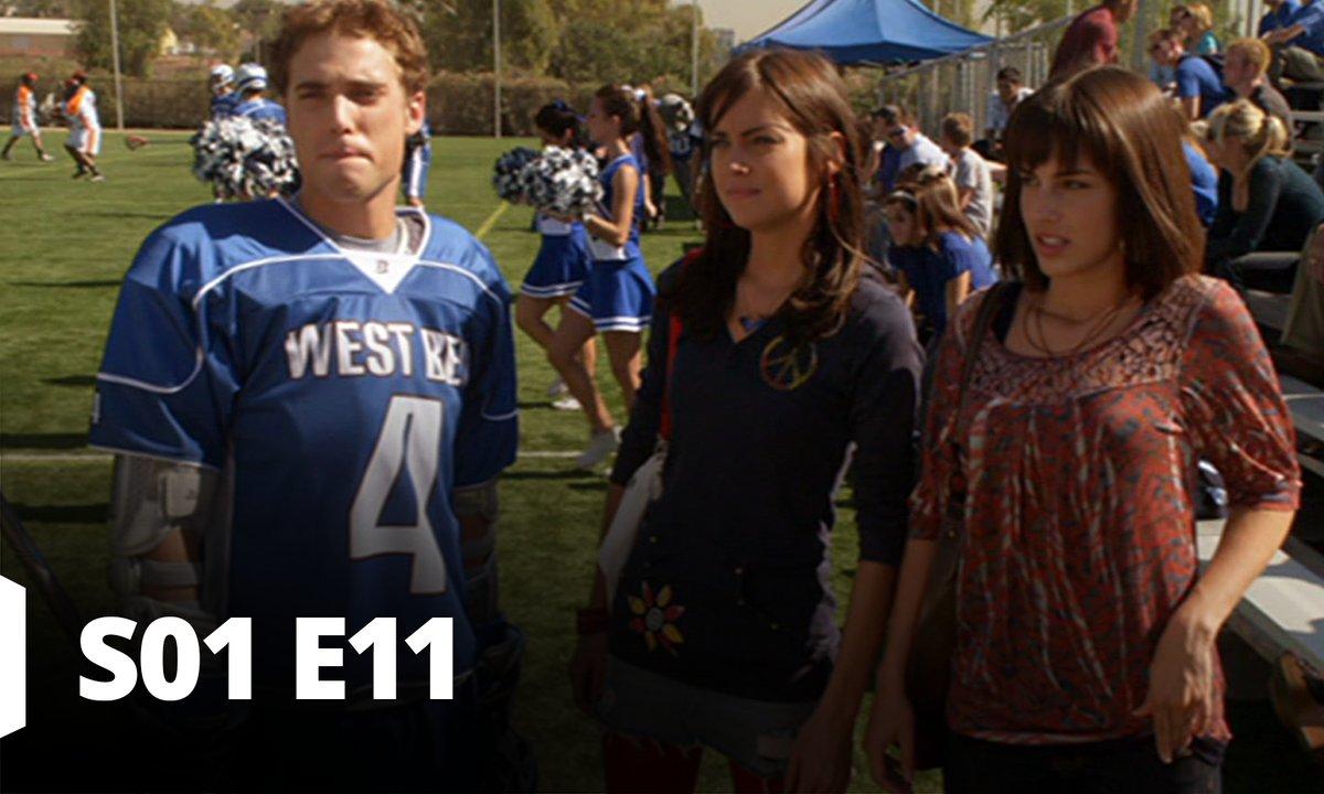 90210 Beverly Hills : Nouvelle Génération - S01 E11 - Ces liens qui nous désunissent