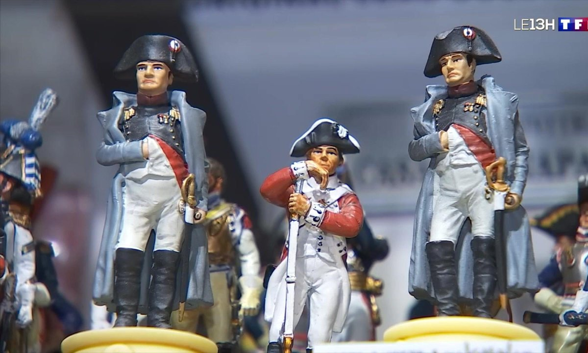 Bicentenaire de la mort de Napoléon : sur les traces de l'empereur à Ajaccio