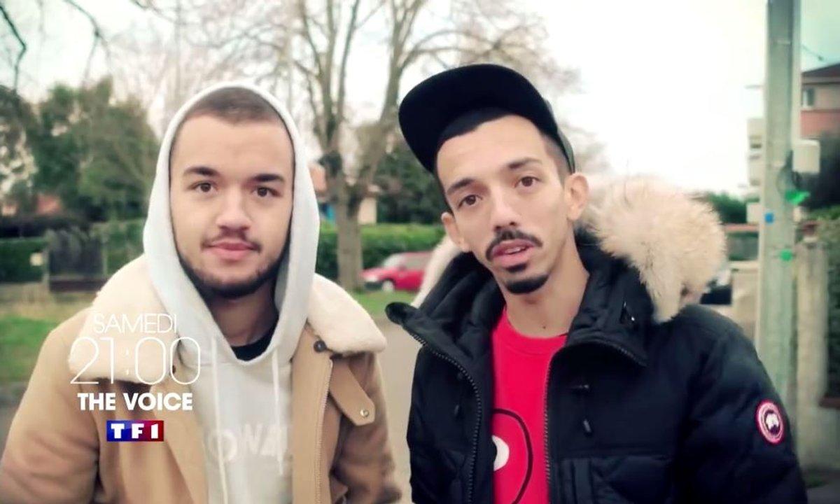 """Samedi prochain : le duo Big Flo et Oli, en guest, sur le plateau de """"The Voice"""""""