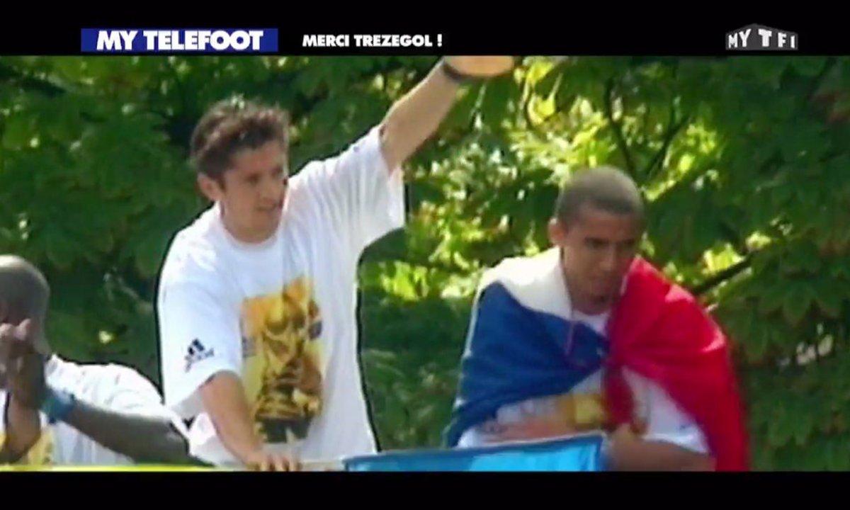 Les archives de Téléfoot : Merci Trezegoal !