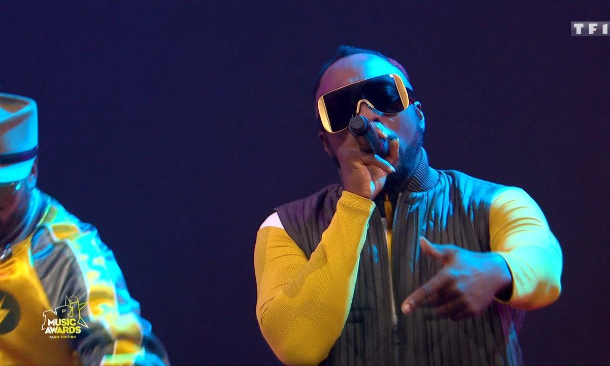 Black Eyed Peas, Mamacita Vida Loca combination - NRJ Music Awards 2020