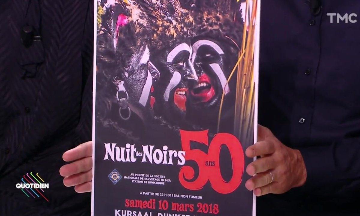 """Carnaval de Dunkerque : des """"blackfaces"""" qui ne posent pas de problème aux festivaliers"""