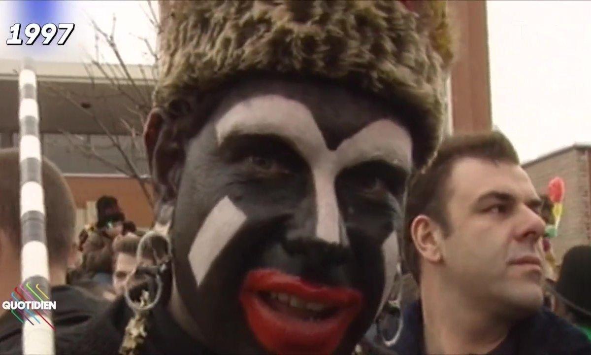 Carnaval de Dunkerque : les festivaliers défendent les « blackfaces »