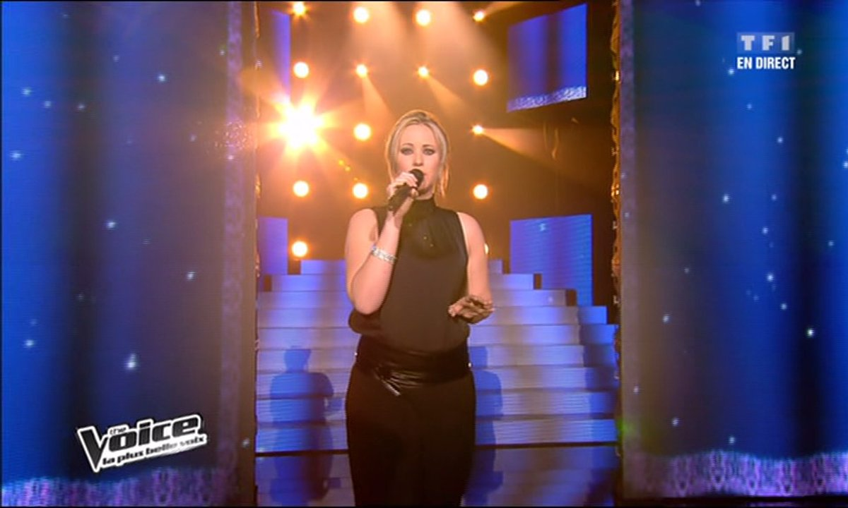 Blandine Aggery - The Winner Takes It All (ABBA) (saison 01)