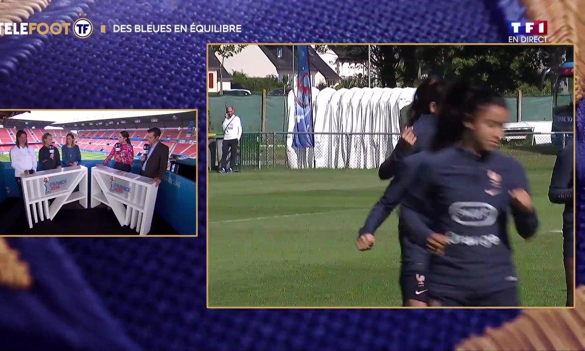 Équipe de France : Des Bleues en équilibre
