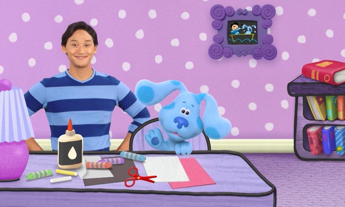 Blue's Clues & You ! : Blue et ses amis - Blue a une bonne nouvelle - Extrait