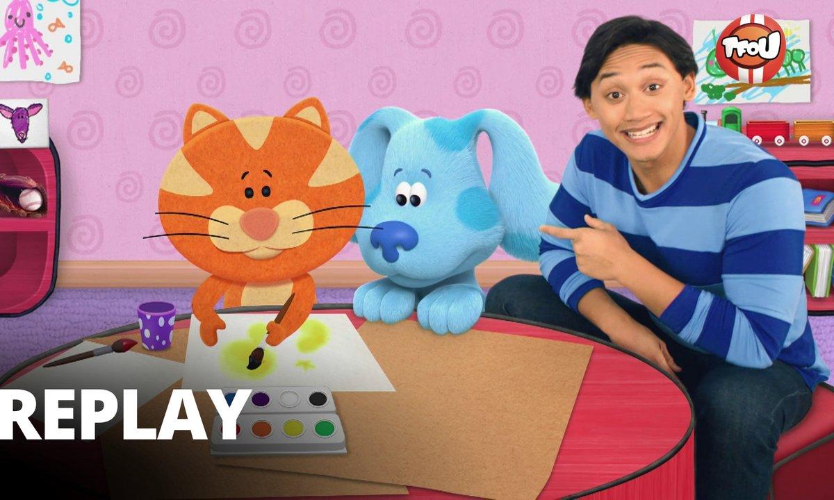 Blue's Clues & You ! : Blue et ses amis - Blue est triste