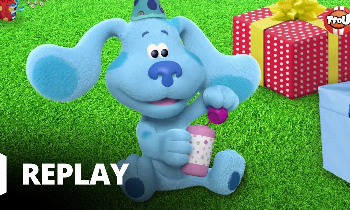 Blue's Clues & You ! : Blue et ses amis - Joyeux anniversaire, Blue !