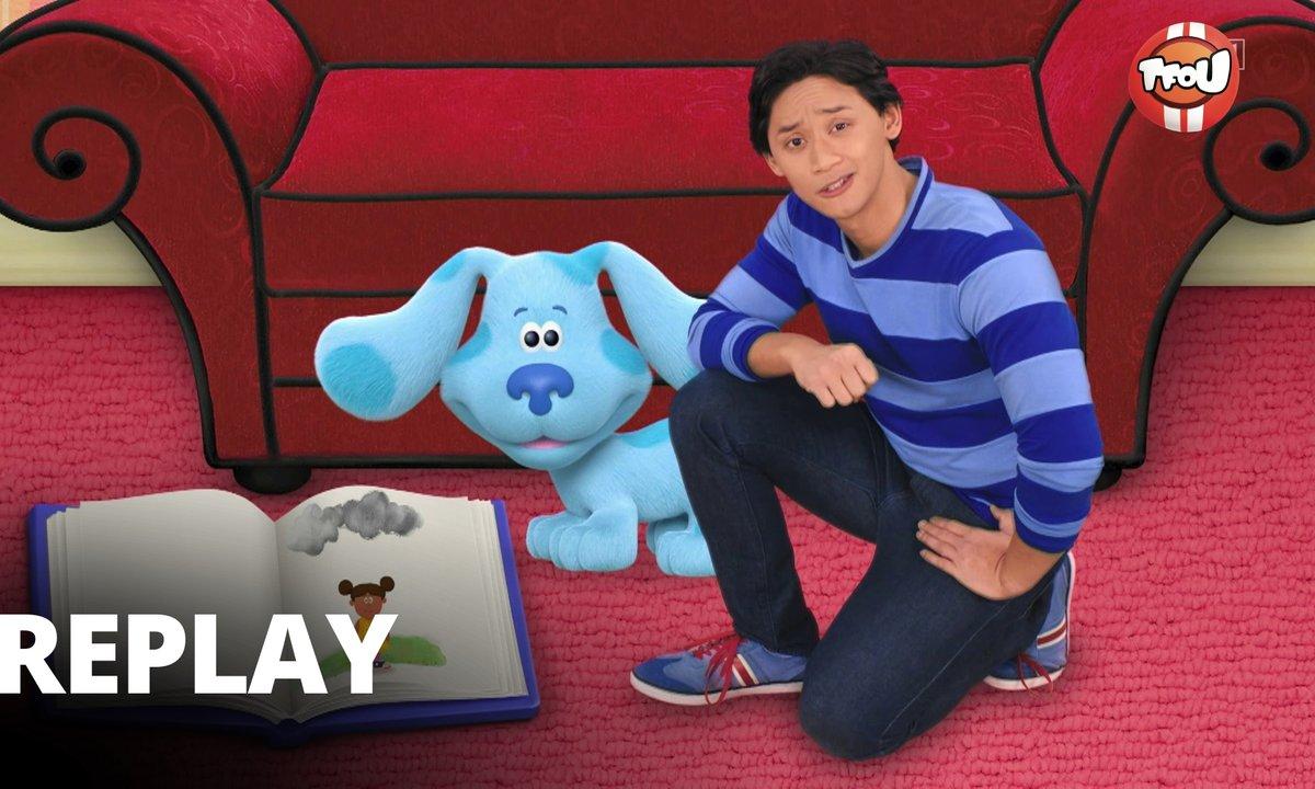 Blue?s clues & you ! : blue et ses amis  du 22/07
