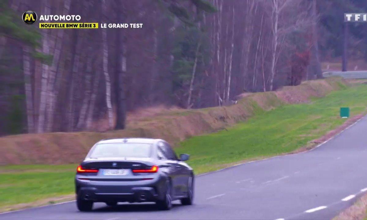 Nouvelle BMW Série 3 : Le grand test