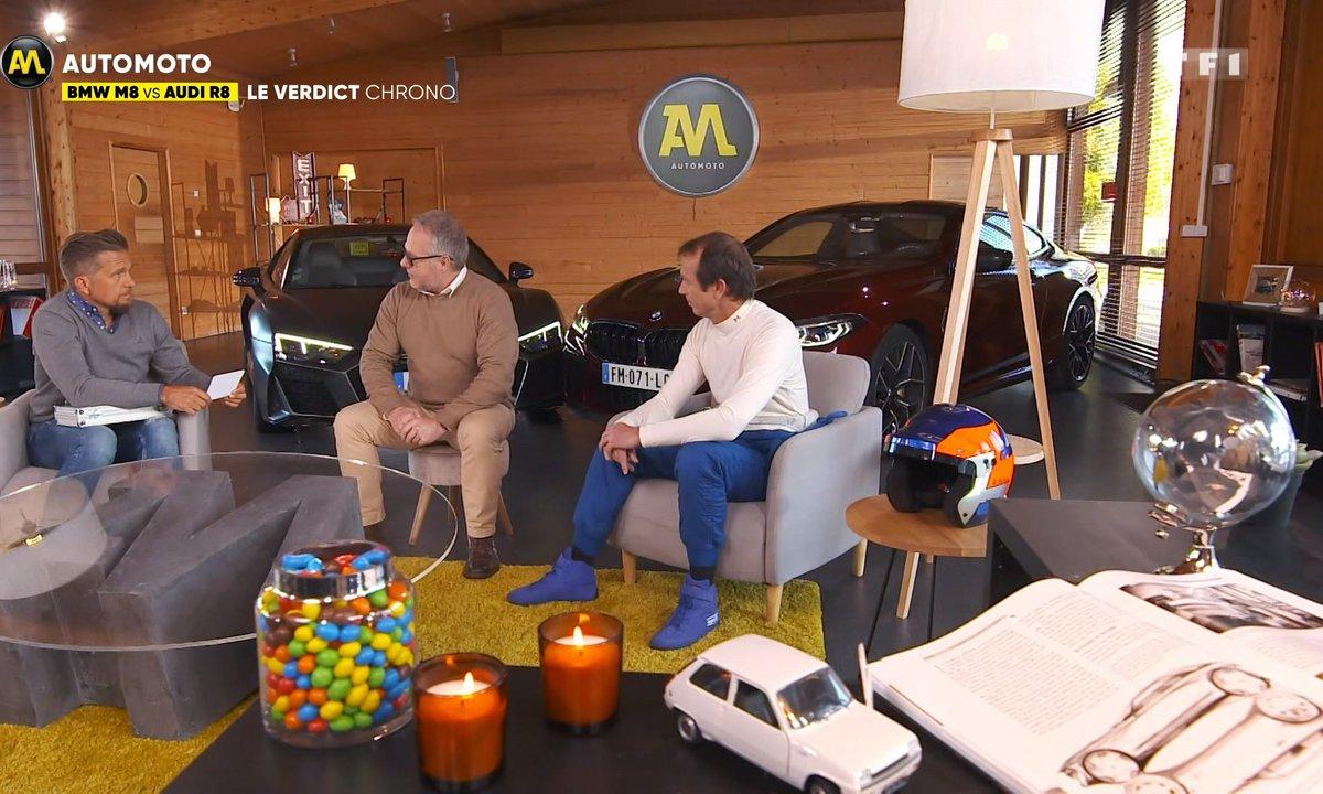 La BMW M8 Competition défie l'Audi R8 : le verdict !