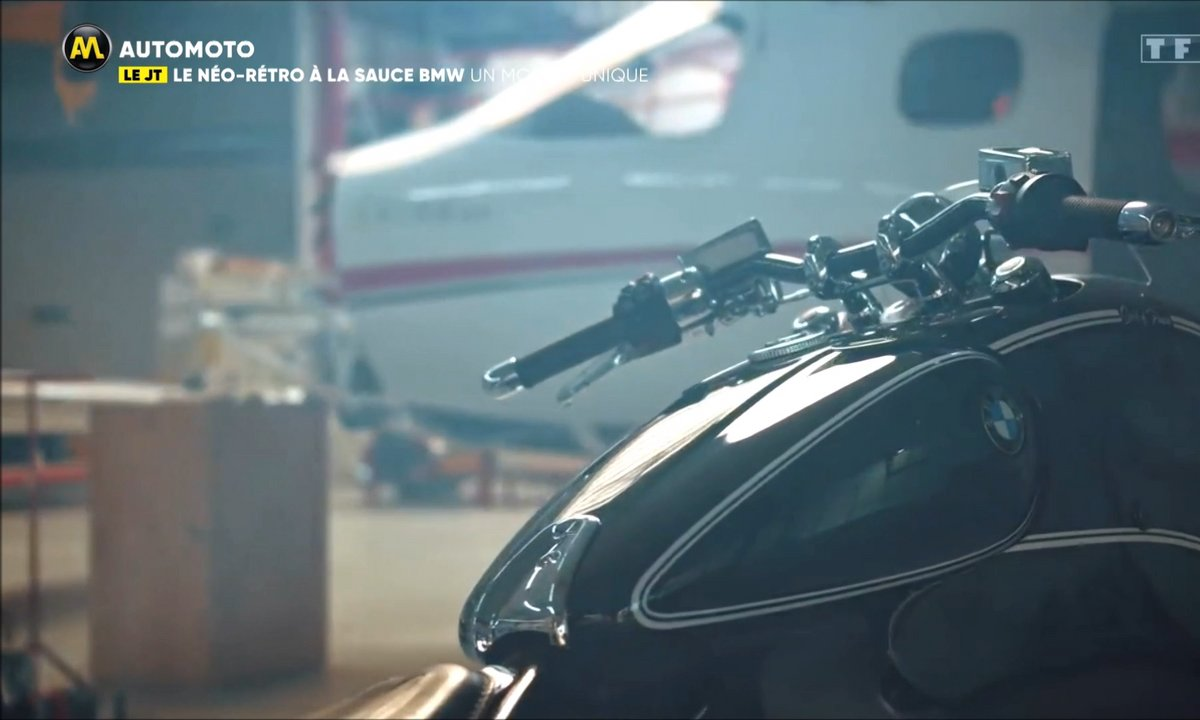 VIDEO - La moto la plus bizarre du monde ?