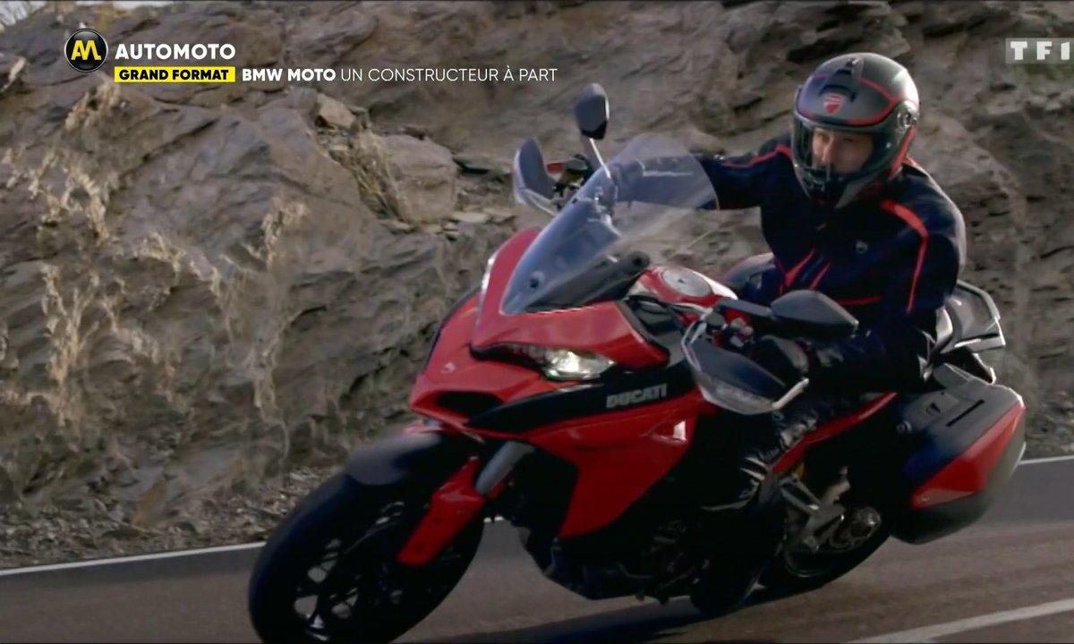 Grand Format : BMW moto, un constructeur à part