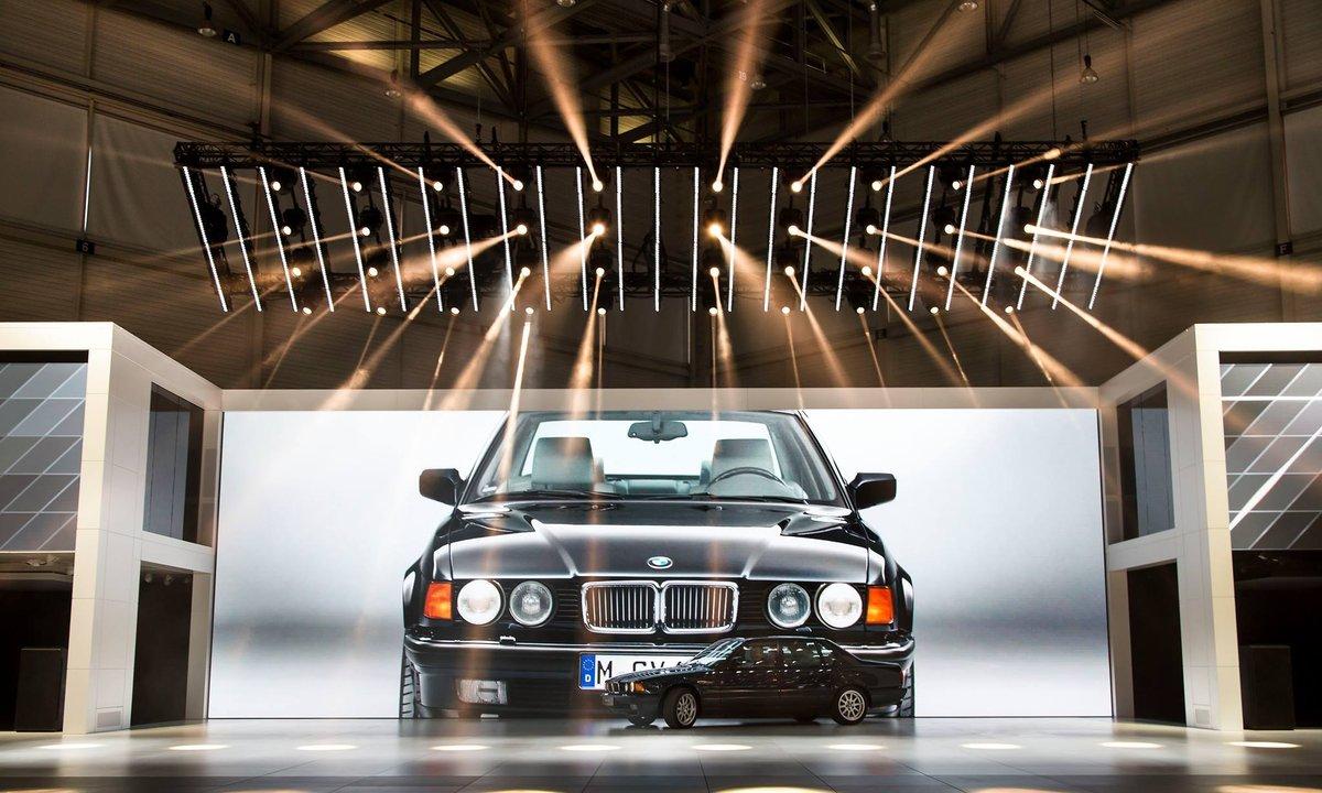 BMW au Salon de Genève 2016 en vidéo