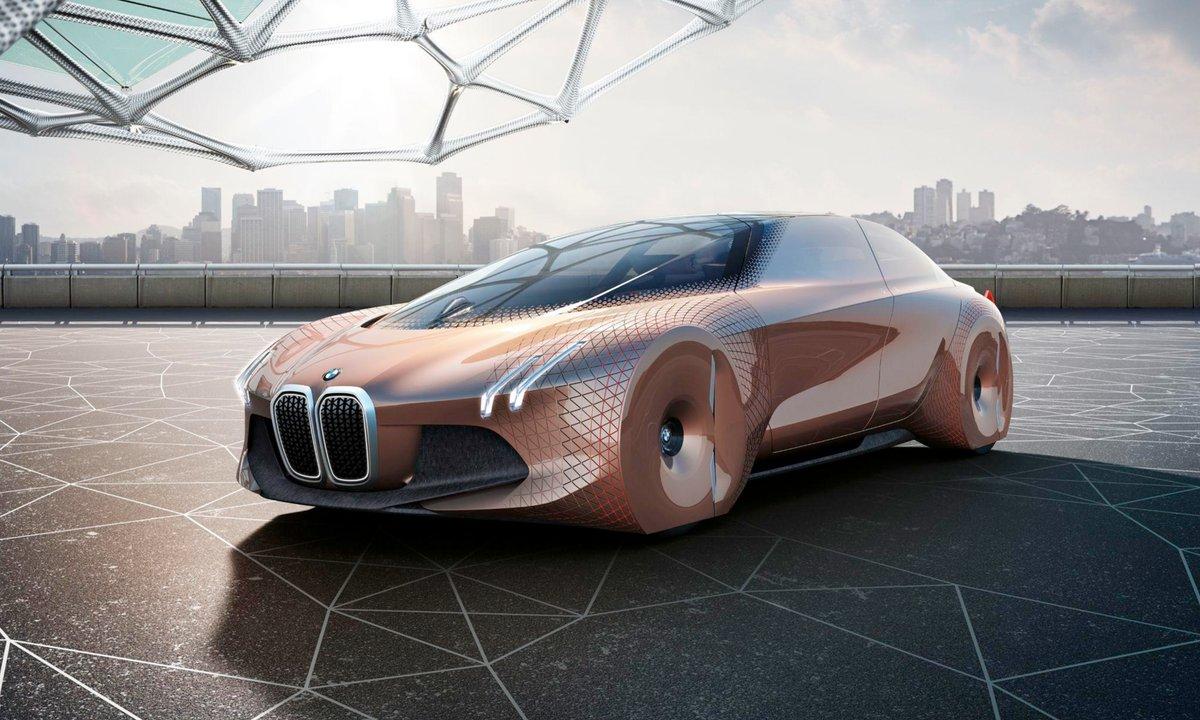 BMW Vision Next 100 : le concept-car du centenaire