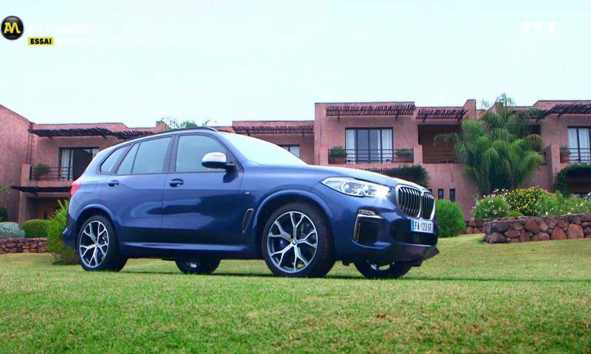 Essai - BMW X5 : Le retour du roi !