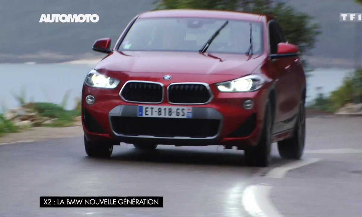 X2 : La BMW nouvelle génération