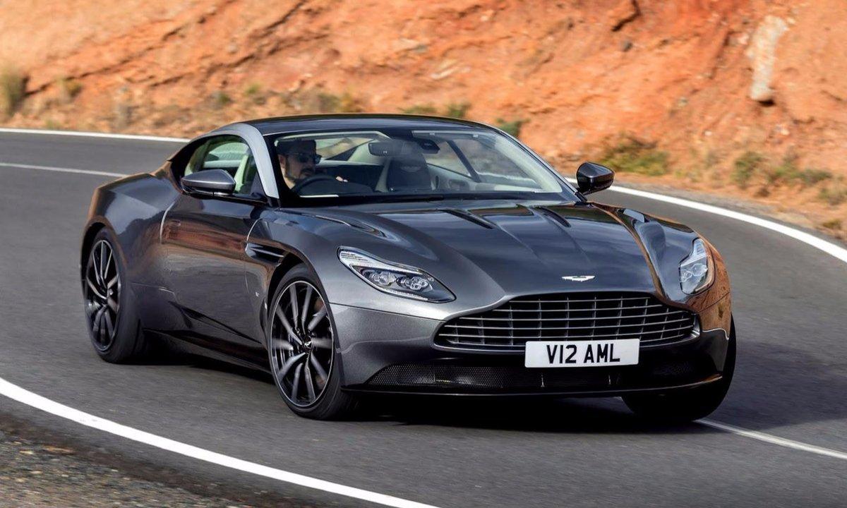 Bonus Web : Au volant de l'Aston Martin DB11