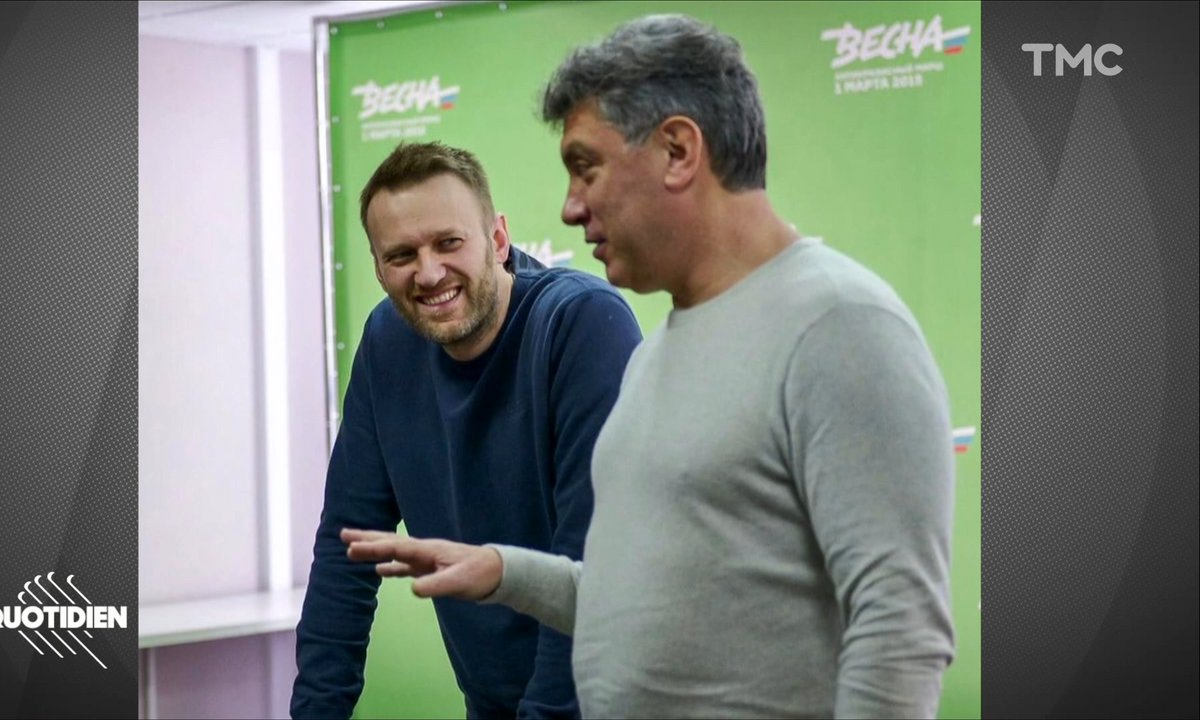 Boris Nemtsov, mentor d'Alexeï Navalny
