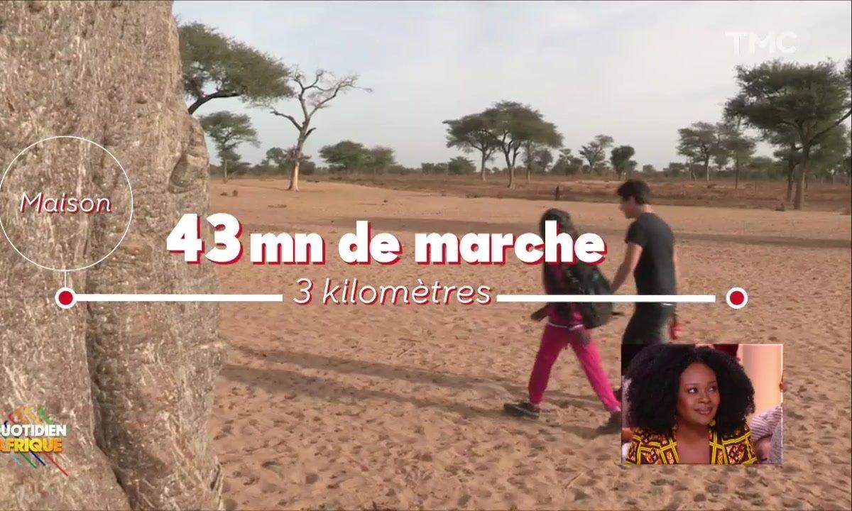 Bousso : 10 ans et 3km pour aller à l'école