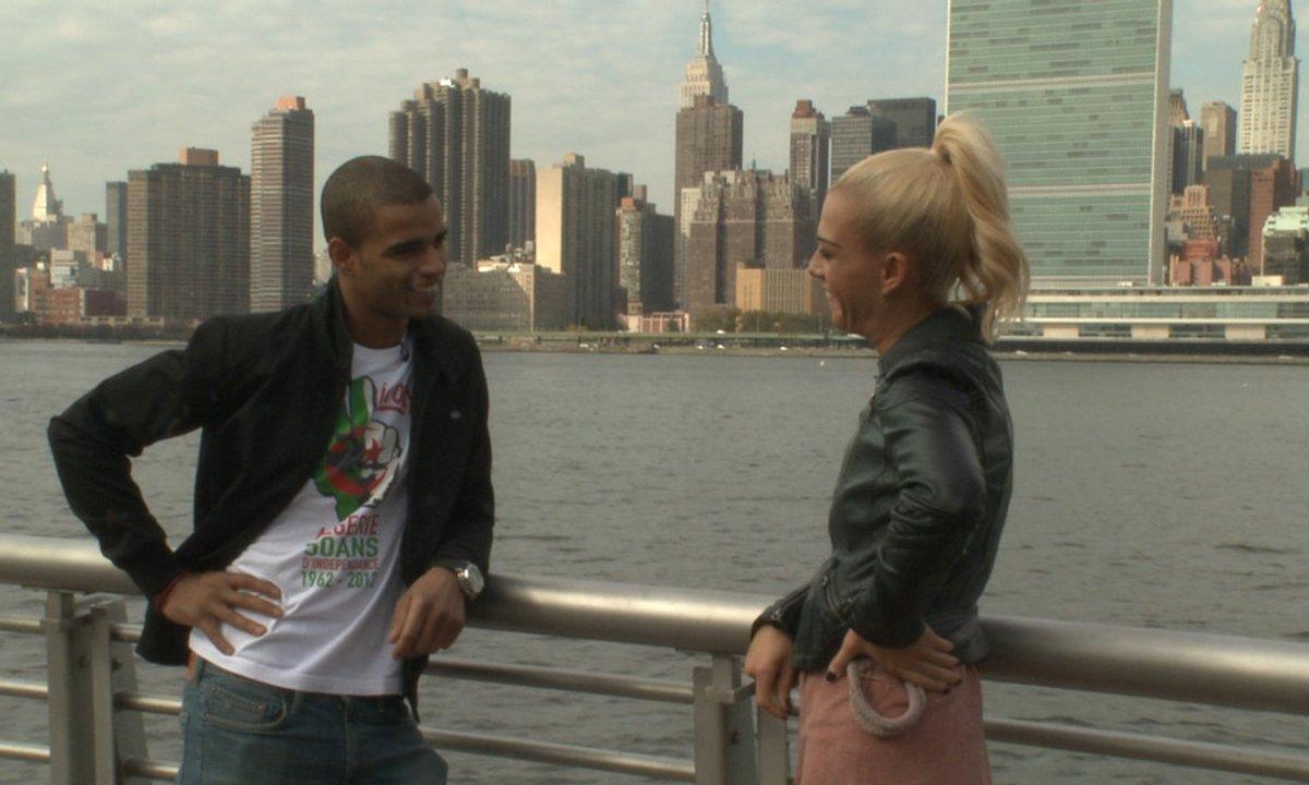 #DALS Répétitions : Brahim Zaibat , New York I love you