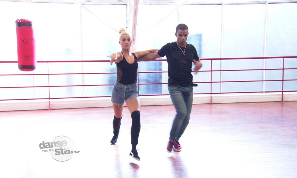 """#DALS Répétitions : Brahim Zaibat """"Let's go !"""""""