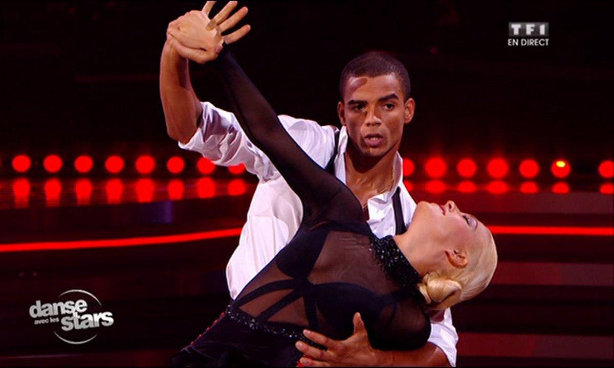 Un tango pour Brahim Zaibat et Katrina Patchett sur « Locked out of heaven » (Bruno Mars)