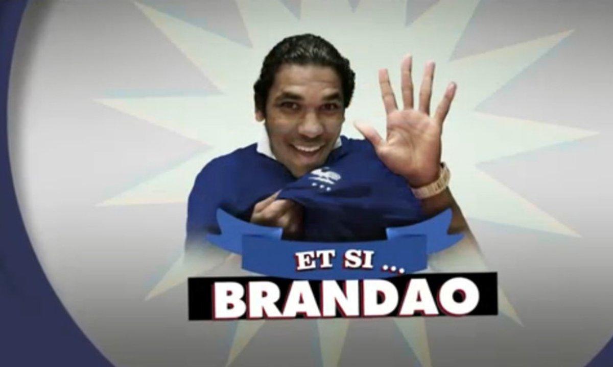 Et si… Brandao jouait pour l'équipe de France ?