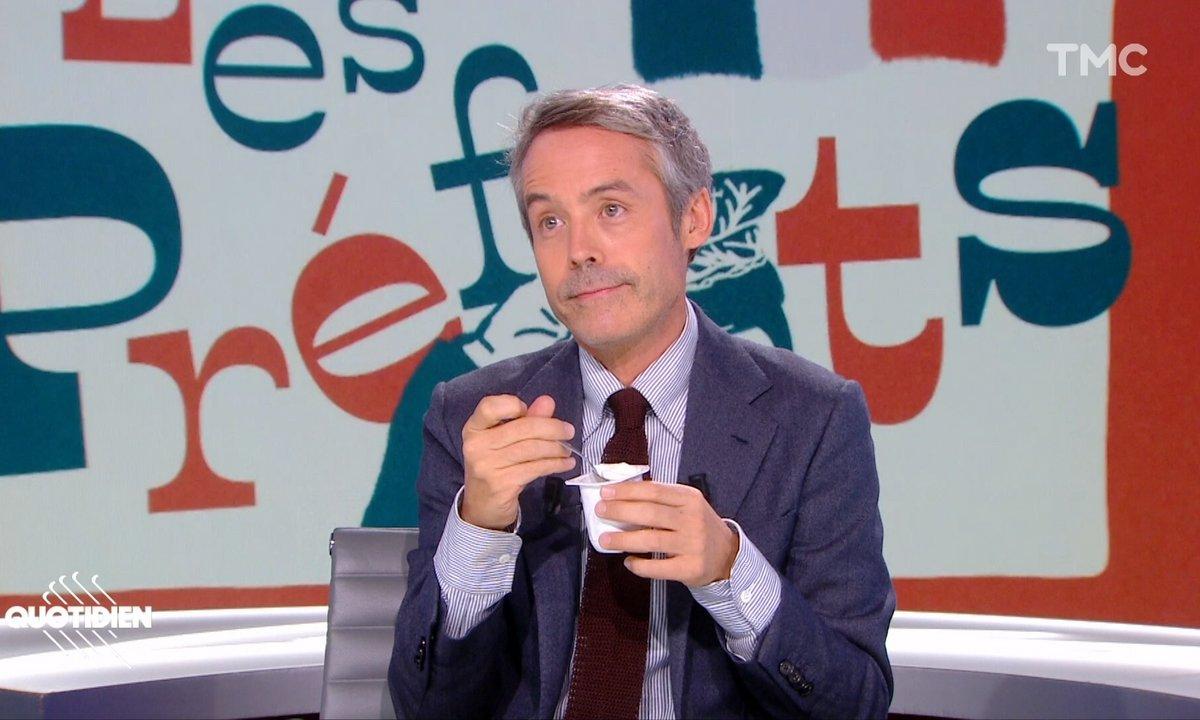 Bravo à Didier Lallement pour ce discours plein de saveurs