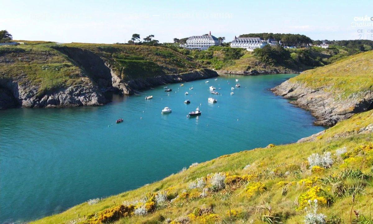 Bréhat, Belle-Île, Les Glénan : les Caraïbes de la Bretagne