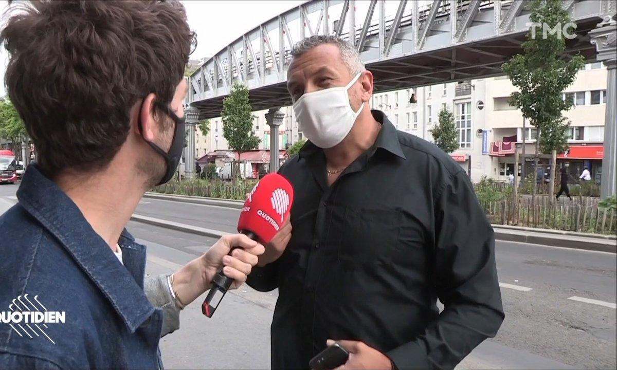 """Bruno Attal, Secrétaire général du Syndicat France Police : """"Je préfère qu'il y ait des morts en face plutôt que dans mon camp"""""""