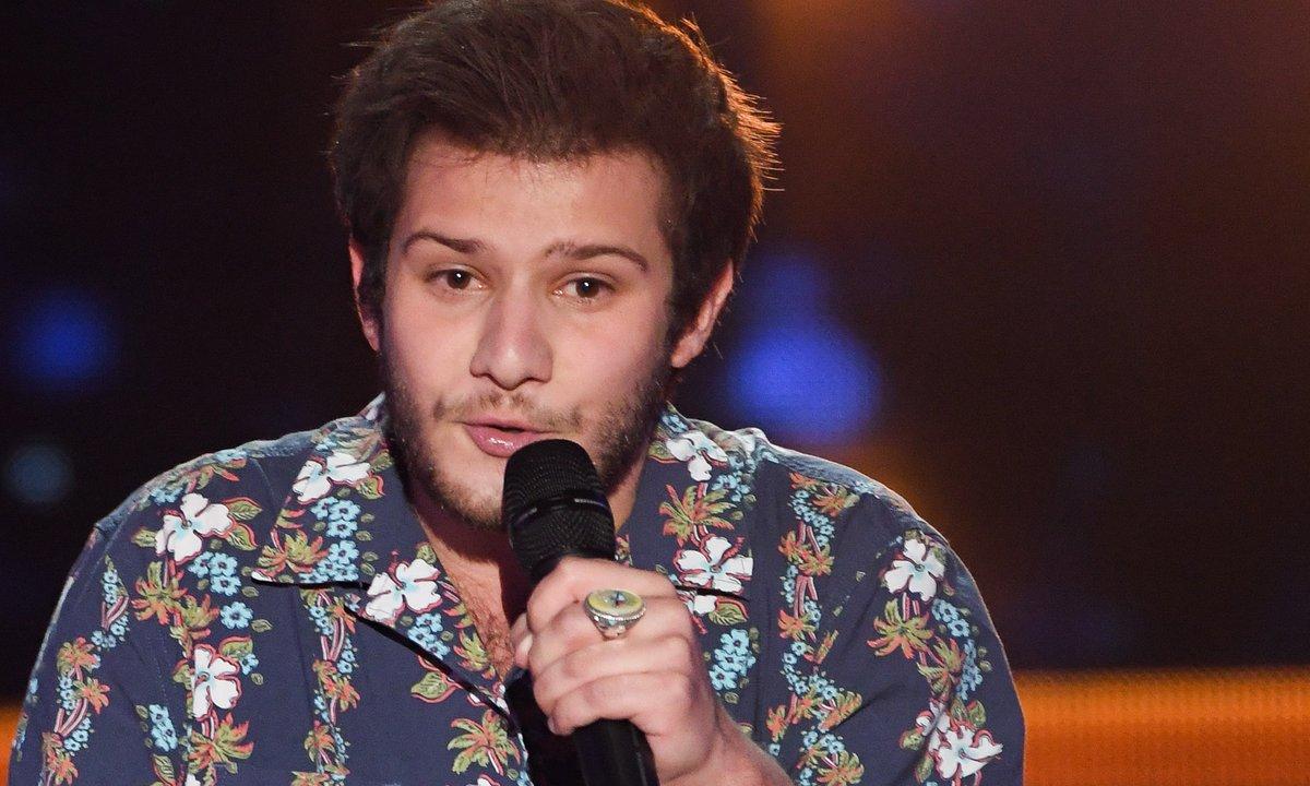 """The Voice 2021 – Bryan Tournié chante """"Dumbo"""" de Vianney"""