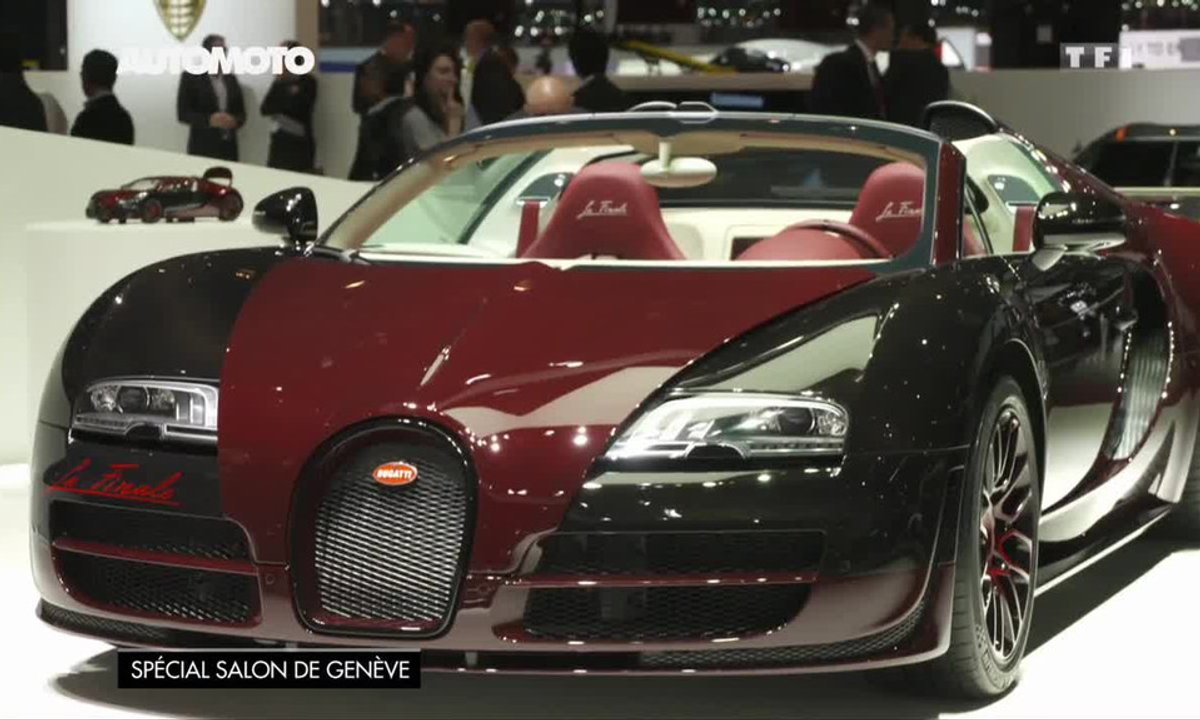 Exclu Automoto : la future Bugatti 16 cylindres confirmée avec un record de vitesse !