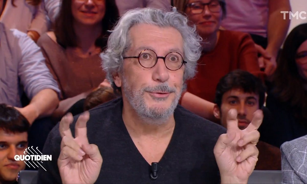 Burger Quiz : Alain Chabat répond au clash de Marina Foïs