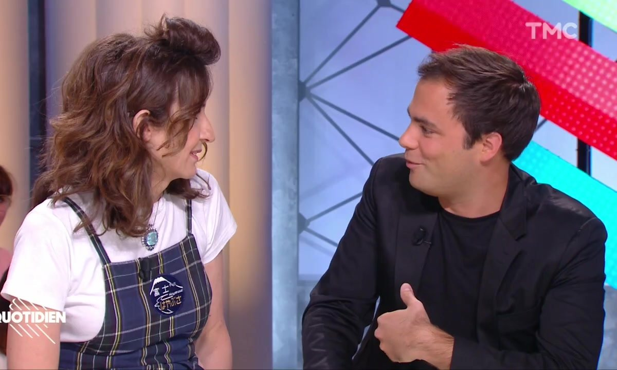 Burger Quiz : Valérie Lemercier affronte Charles Consigny