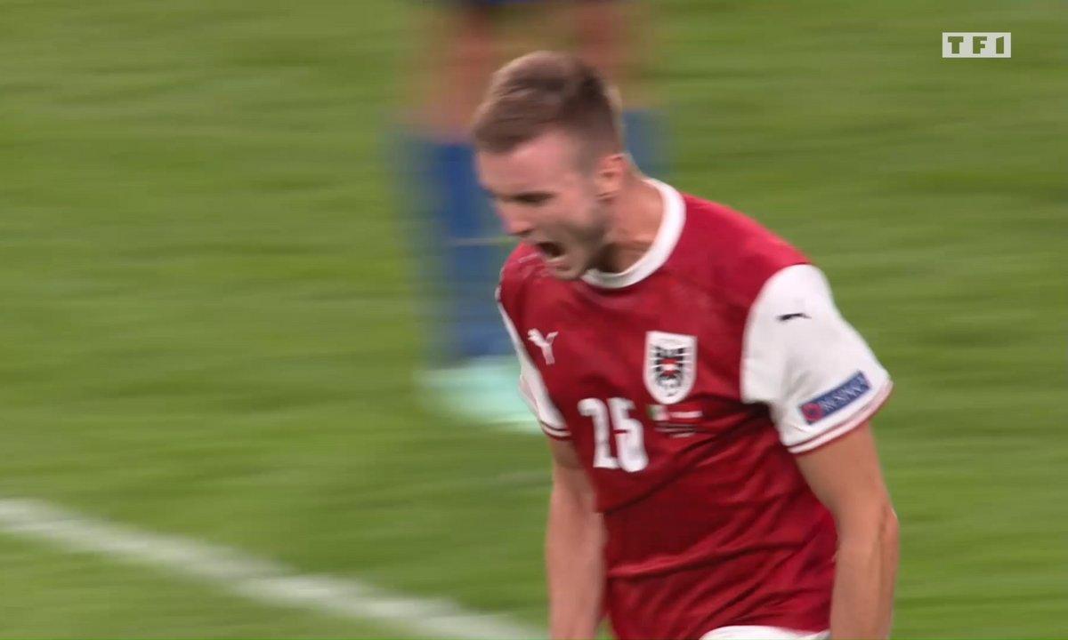 Italie - Autriche (2 - 1) : Voir le but de Kalajdžic en vidéo