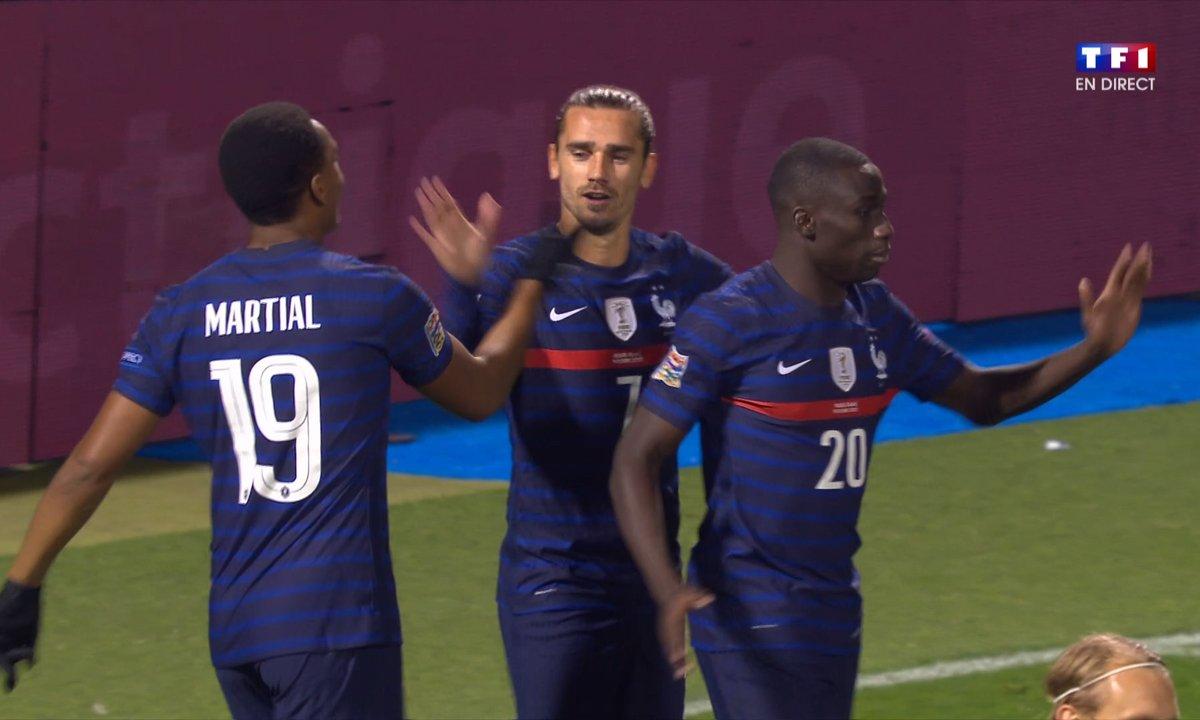 Croatie - France (0 - 1) : Voir le but de Griezmann en vidéo