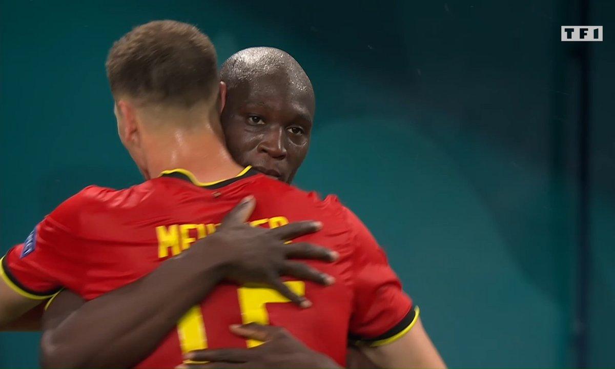 Belgique - Russie (3 - 0) : Voir le but de Lukaku en vidéo