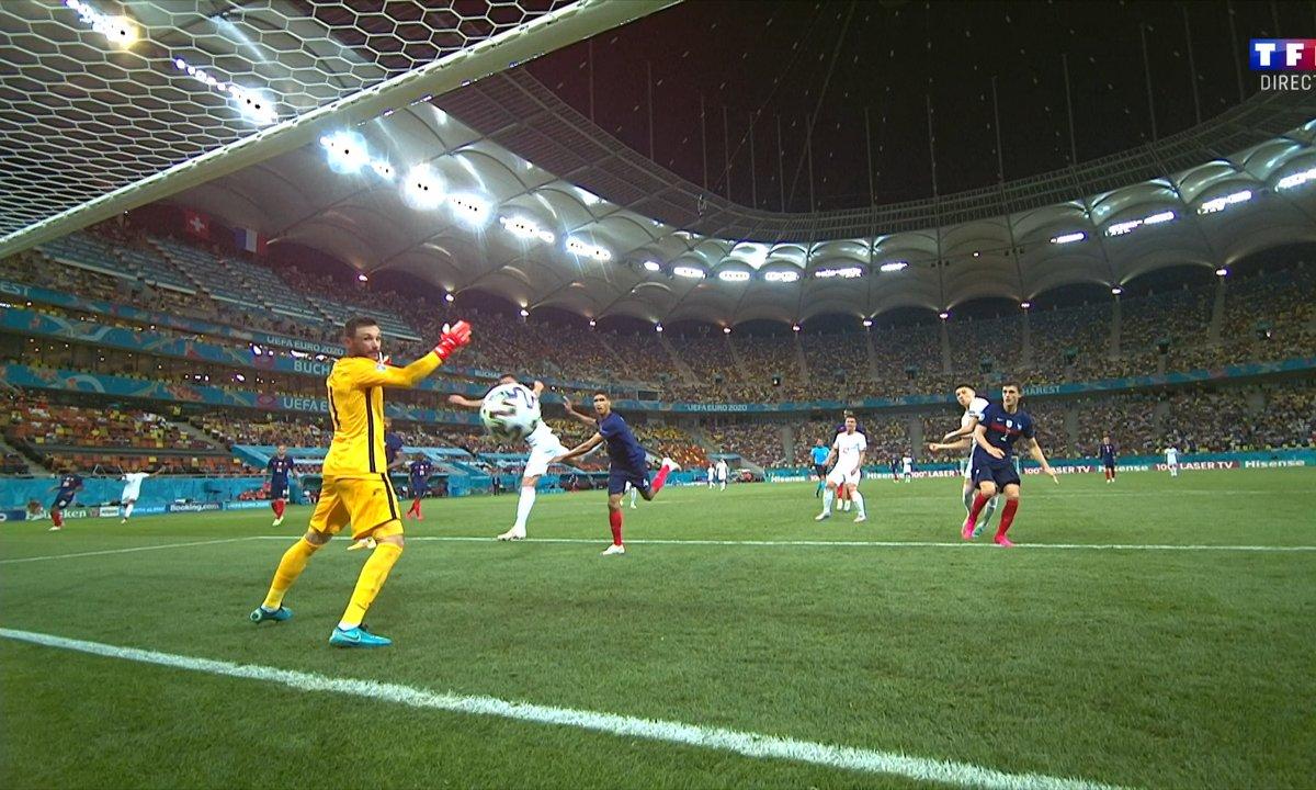 France - Suisse (3 - 2) : Voir le but de Seferovic en vidéo