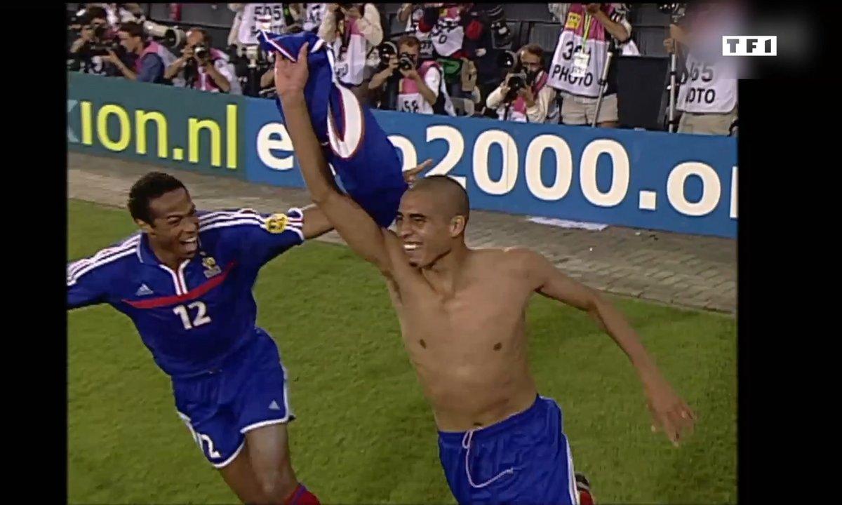Souviens-toi : il y a 21 ans, la France remportait l'Euro 2000