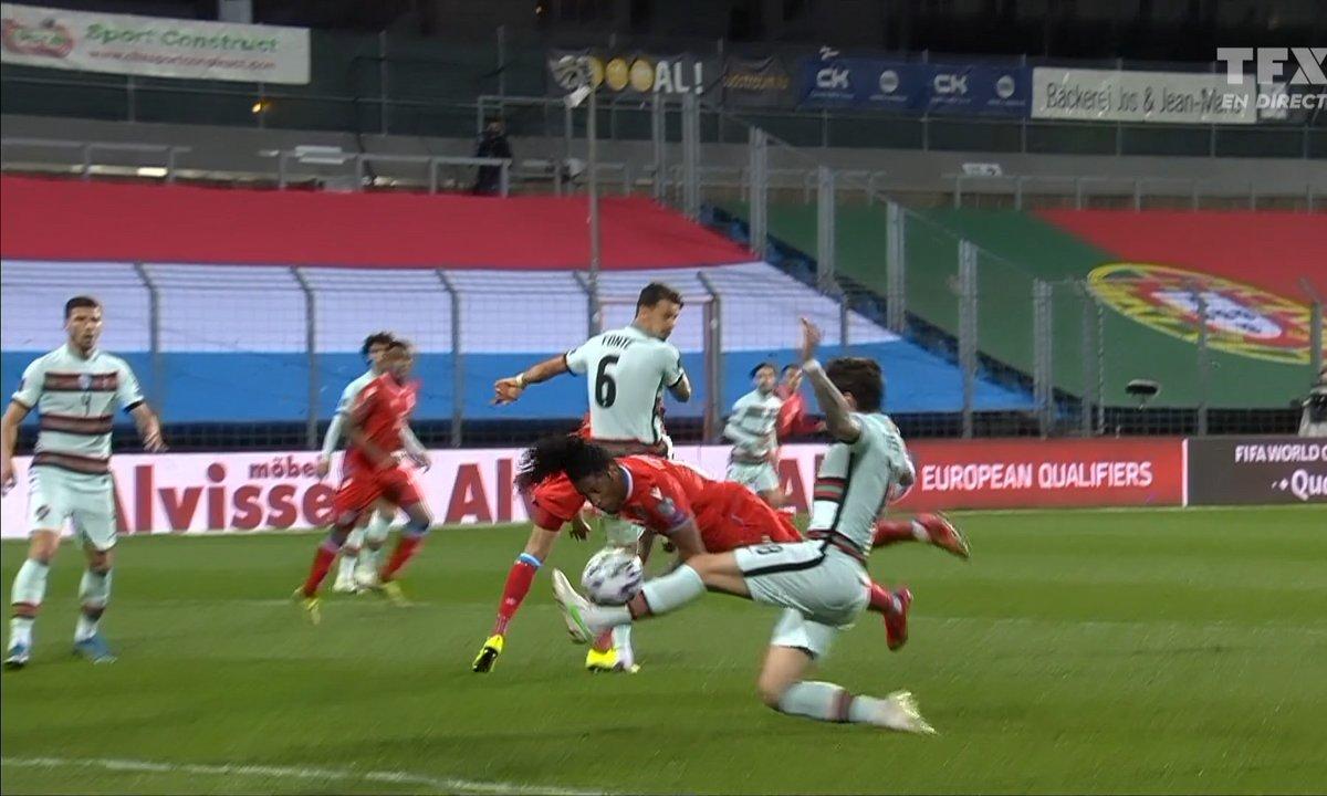 Luxembourg - Portugal (1 - 0) : Voir le but de Gerson Rodrigues en vidéo
