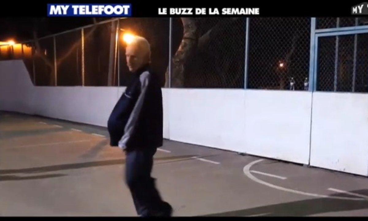 MyTELEFOOT - Le Buzz de la Semaine : le papy freestyler !