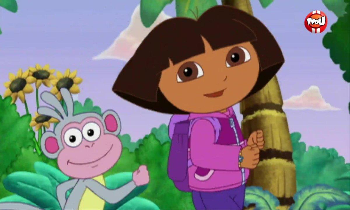Dora l'exploratrice - C'est les vacances ! - Extrait