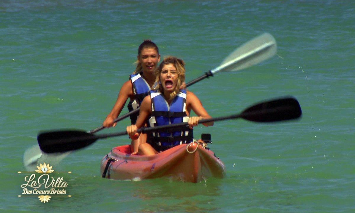 Exclu - épisode 51 : L'activité canoë-Kayak tourne au cauchemar !