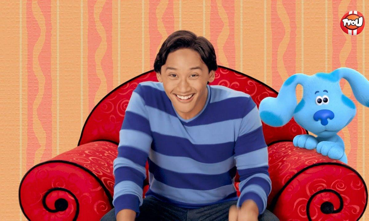 Blue's Clues & You ! : Blue et ses amis - Cache-cache avec Blue - Extrait